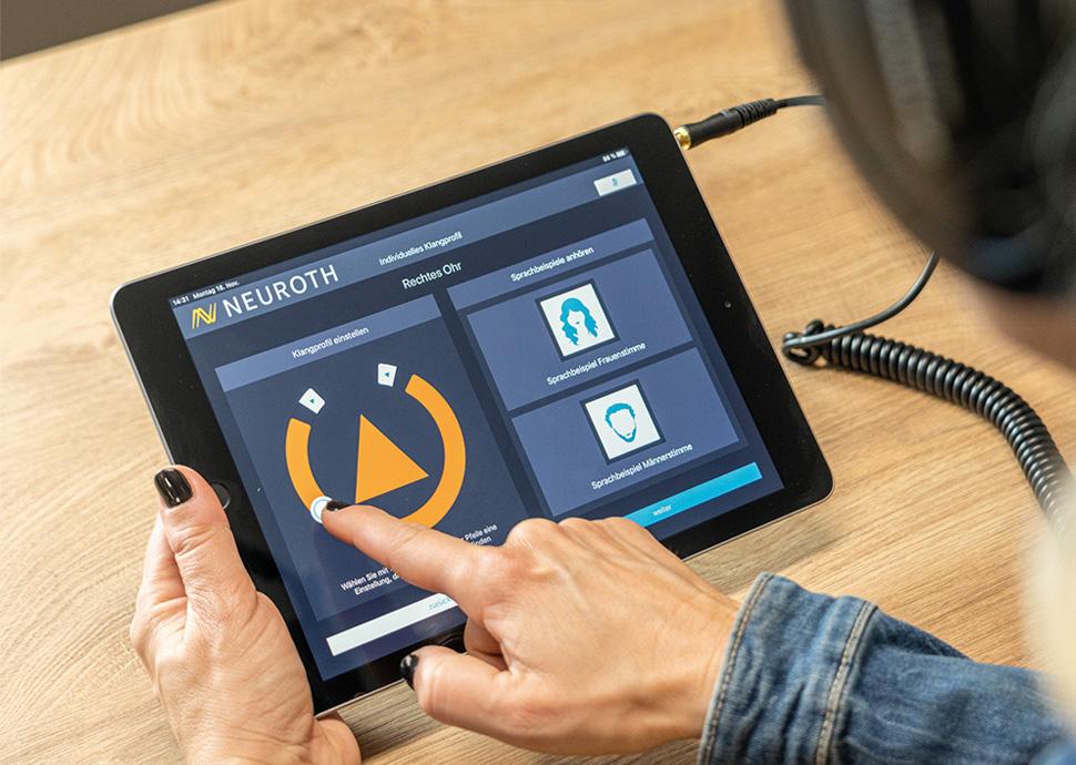 L'entraînement auditif Neuroth: Mieux comprendre sans appareils auditifs