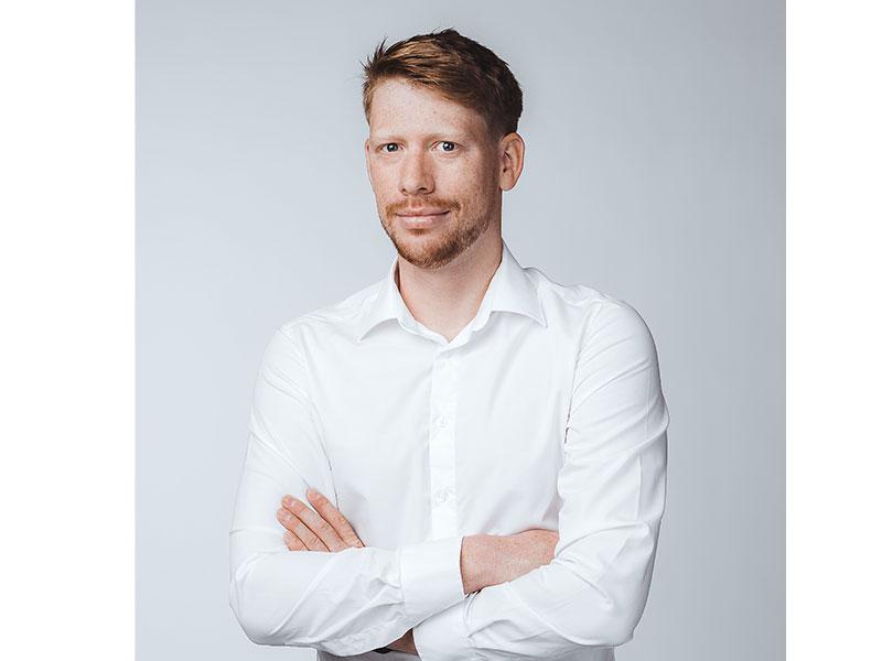 Neuroth-Hörakustiker Fabian Heeg